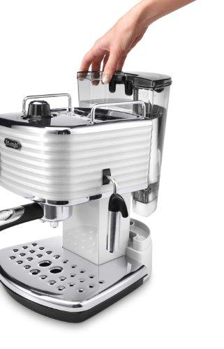 DeLonghi ECZ 351.W Scultura Espressomaschine