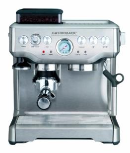 Gastroback 42612 Design Espressomaschine Advanced Pro G - 1